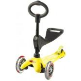 Mini micro Deluxe 3v1 Yellow