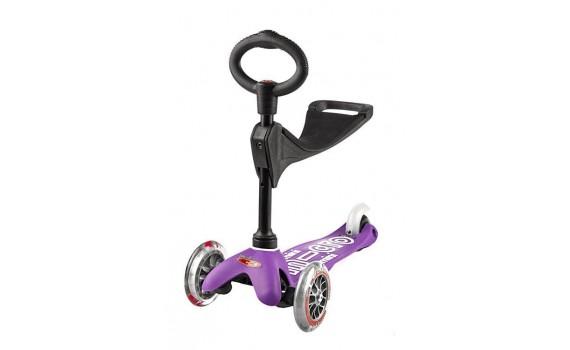 Mini Micro Deluxe 3v1 Purple