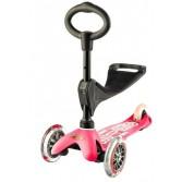 Mini Micro Deluxe 3v1 Pink