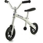 Micro G-Bike Chopper White
