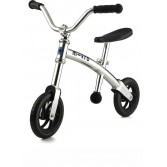 Micro G-Bike Chopper Silver