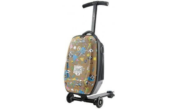 Micro Luggage II - Steve Aoki Sound2go