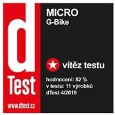 Micro G-Bike Light Alu