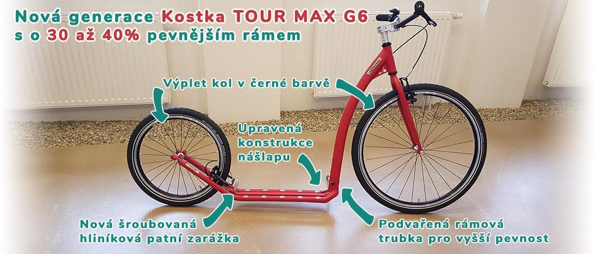 Kostka Tour Max G6
